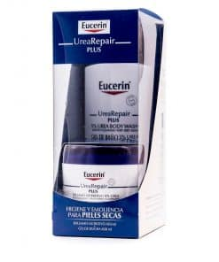 Eucerin Urea Balsamo 450 Ml.+Gel 400 Ml.